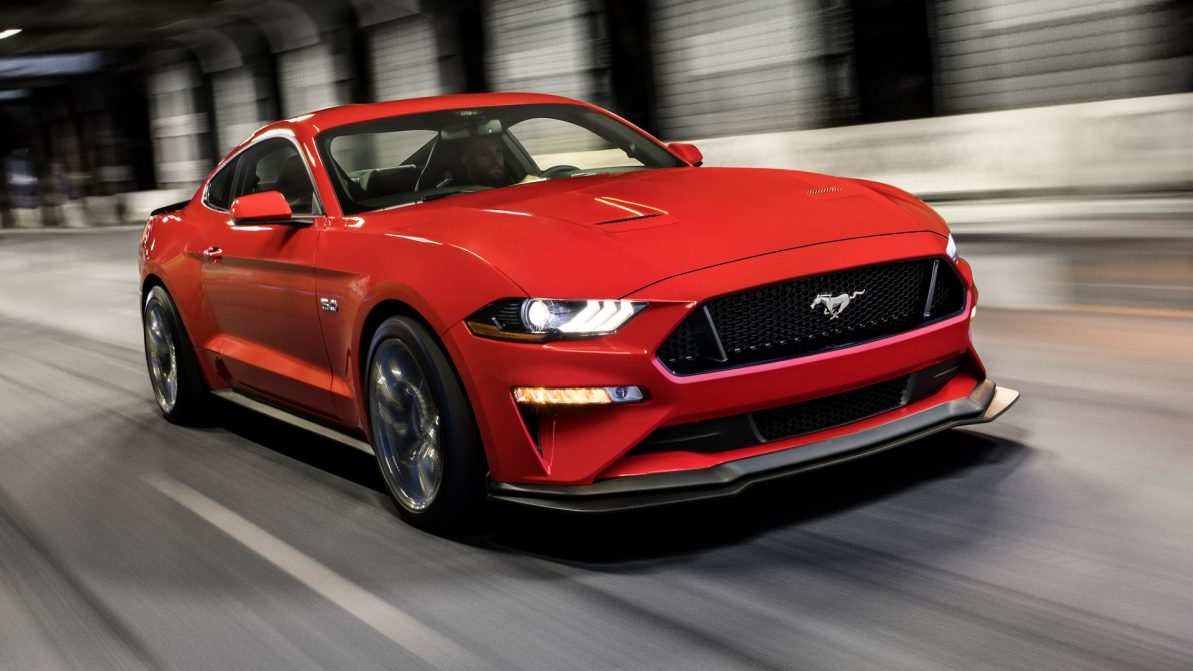 В Китае Ford оштрафовали за название Mustang