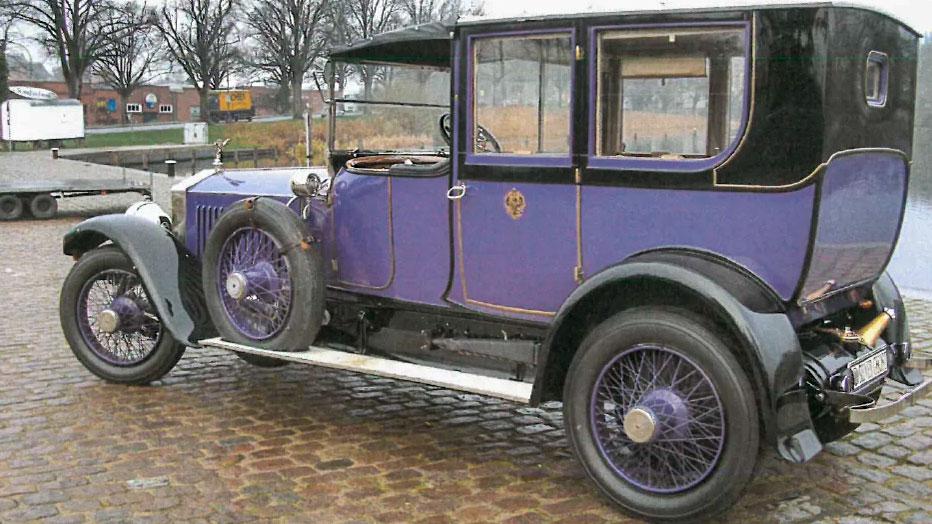 За Rolls-Royce российского императора просят $4.9 млн