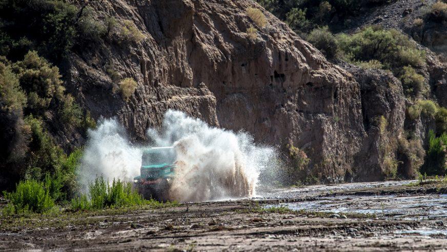 Dakar 2018: Ардавичус финишировал четвёртым