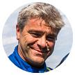Штурман казахстанского экипажа Серж Брюнкенс