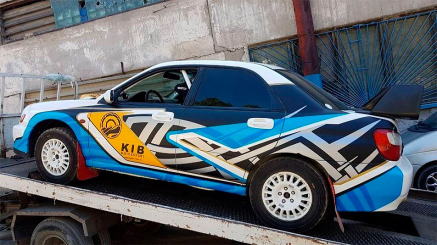 Машины для автоспорта: что продают в Казахстане