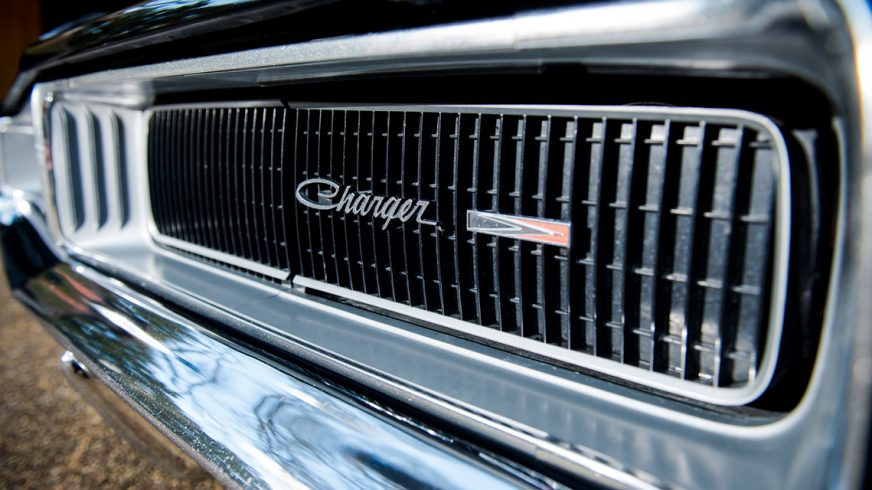 Dodge Charger Брюса Уиллиса пустят с молотка в Великобритании