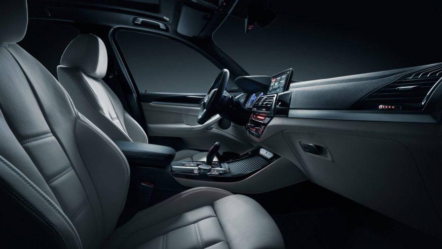 Alpina доработала дизельный BMW X3 class=