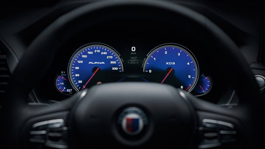 Тюнеры из Alpina доработали BMW X3