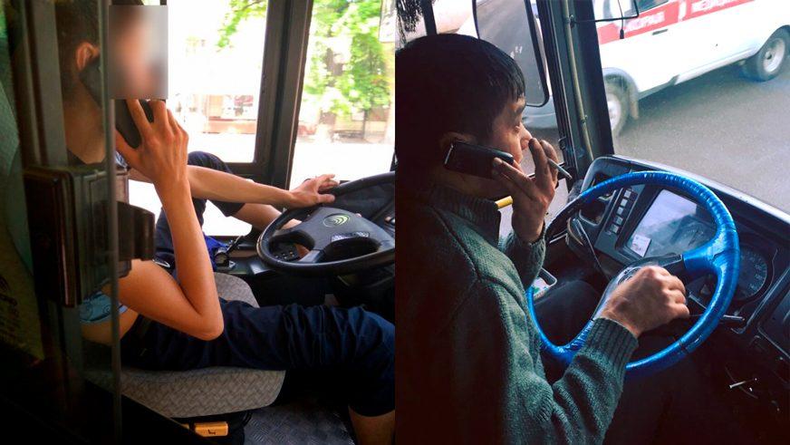 В Алматы для водителей автобусов приняли правила поведения