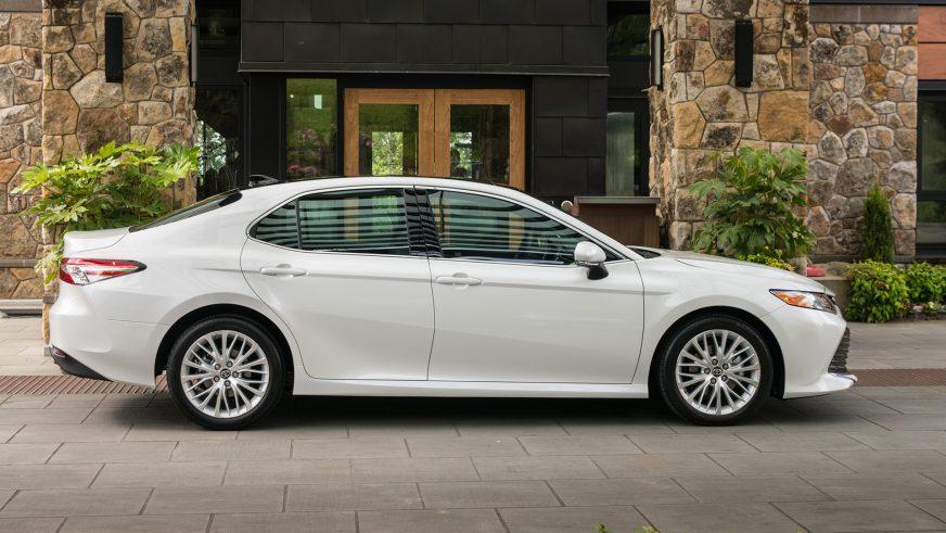 Toyota Camry XV70 получила документы Таможенного союза