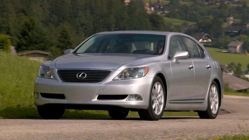 2006 год. Lexus LS 4-го поколения (XF40)