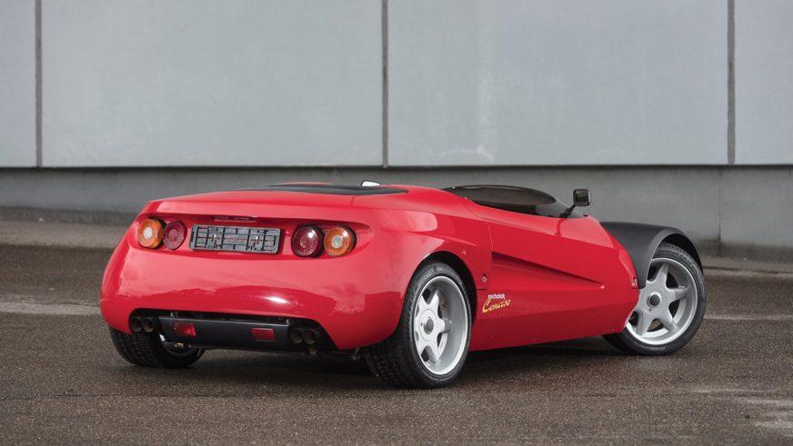 Уникальную Ferrari 328 GTS Conciso пустят с молотка
