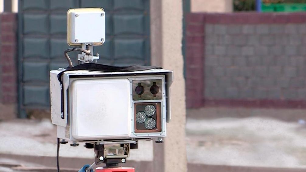 Фотографии радара «Крис-П» в Астане переполошили водителей