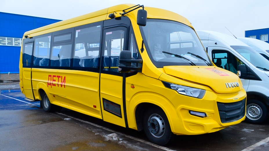 Школьные автобусы в Астане