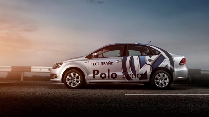 Volkswagen Polo Sedan - 2013