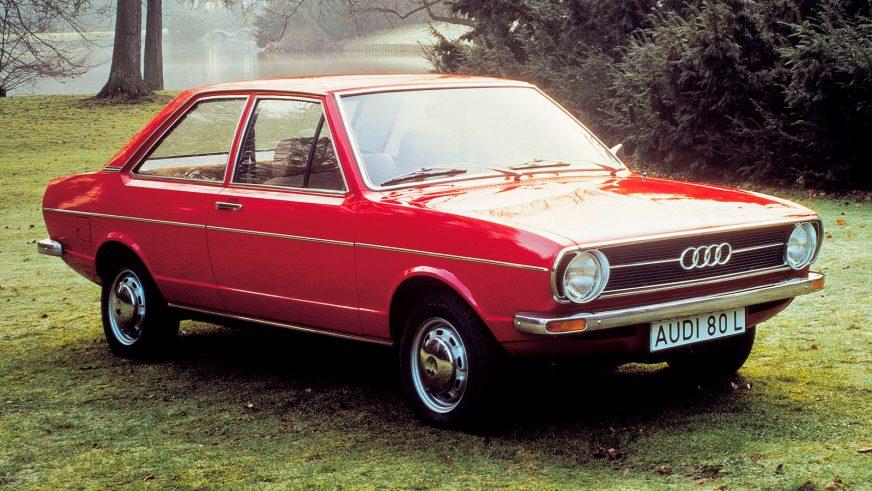1972 год — Audi 80 (B1)