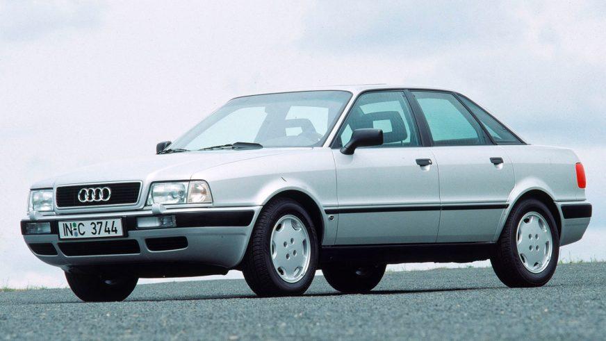 1991 год — Audi 80 (B4)