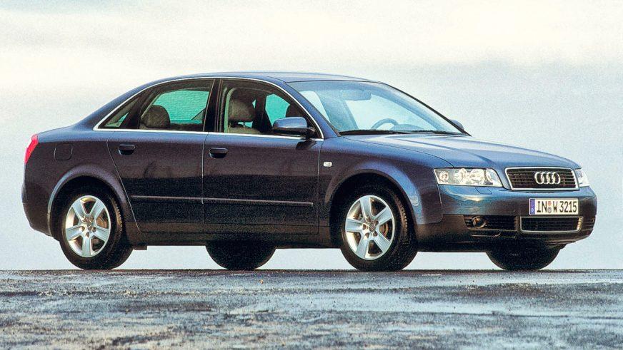 2000 год — Audi A4 (B6)