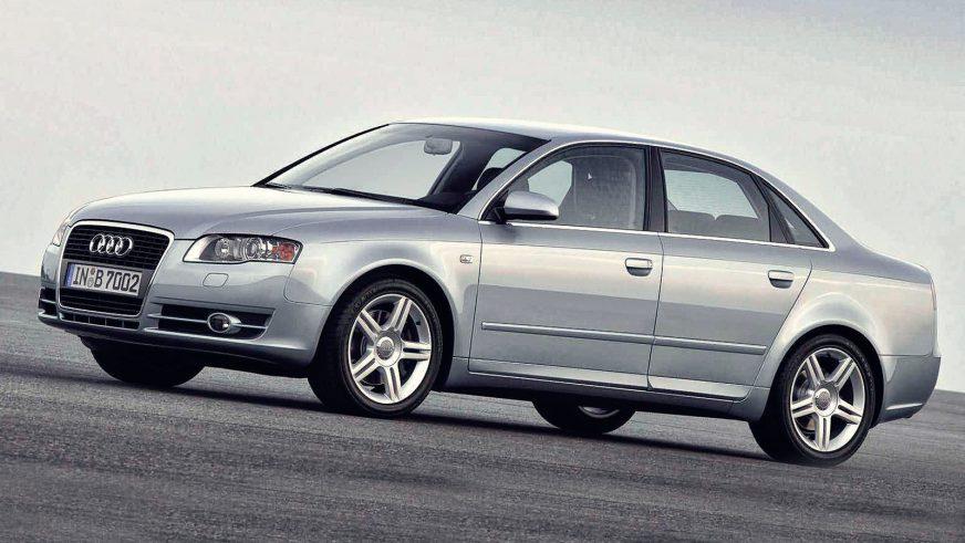 2004 год — Audi A4 (B7)
