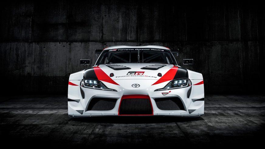 Toyota Supra вернулась к жизни в Женеве
