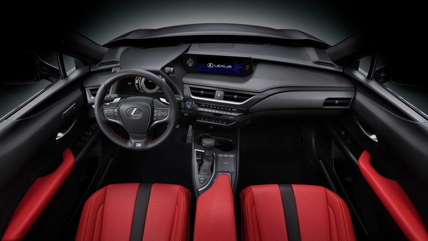 Lexus раскрыл подробности о компактном кроссовере UX