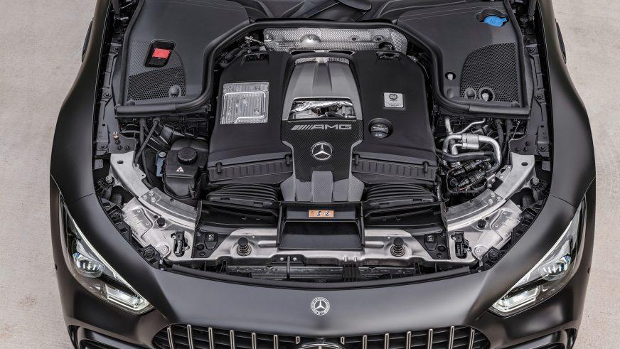 Mercedes-AMG представила конкурента Porsche Panamera
