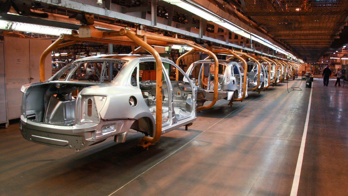Производство LADA по полному циклу в Казахстане опять отложили