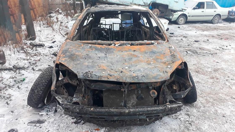 Можно ли сдать в утиль по госпрограмме сгоревшее авто?
