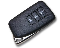 Lexus NX 300h - 2014 - ключ