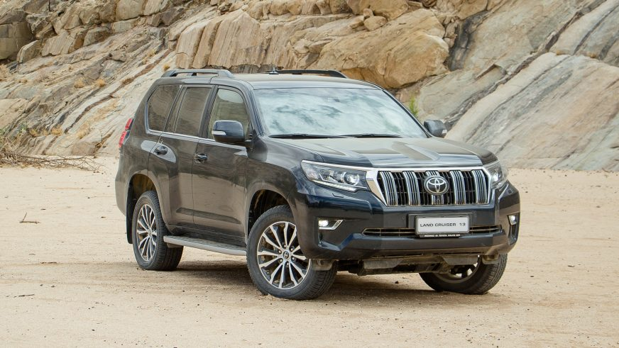 Toyota Land Cruiser Prado - 2018