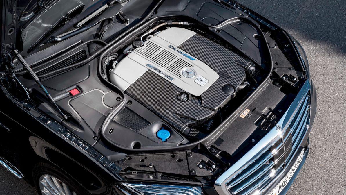 Mercedes-AMG заявила о скором отказе от двигателей V12