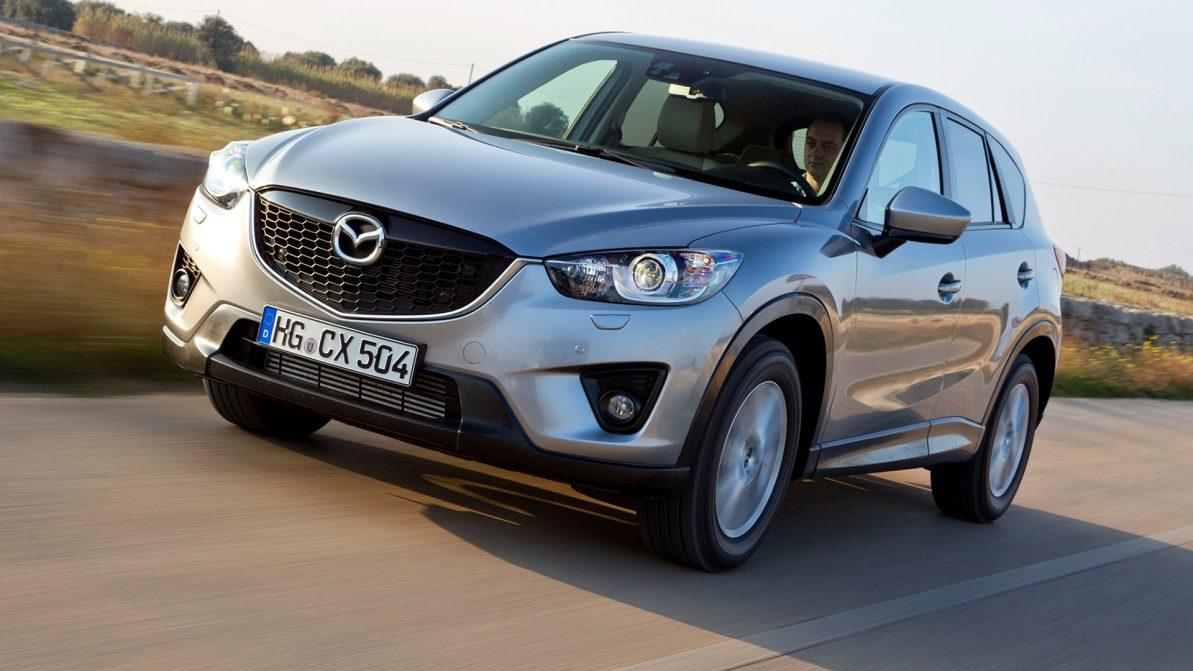 В России по ошибке отозвали 20 тысяч Mazda CX-5