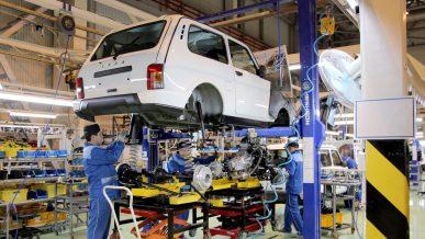 Автопром Казахстана вырос благодаря LADA