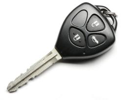 Toyota Corolla - 2012 - ключ