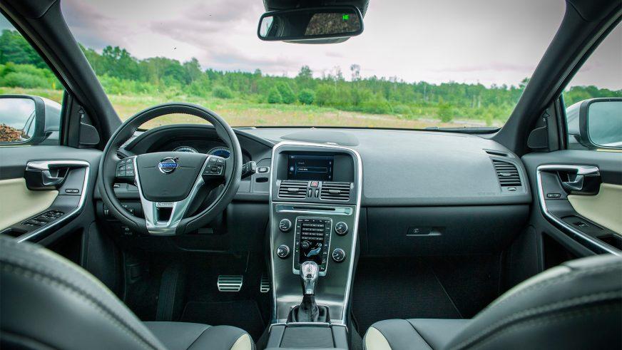 2008 год. Volvo XC60 1-го поколения