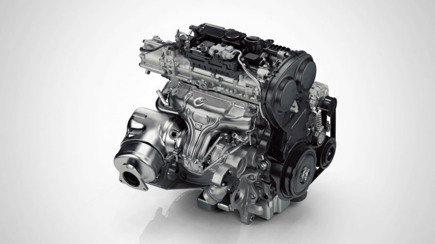 Volvo XC60 - 2017 - двигатель T5