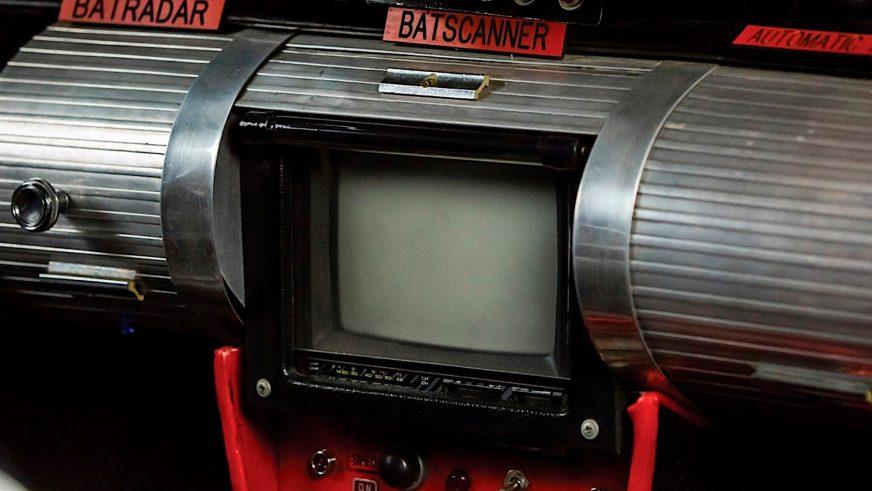 Бэтмобиль из 1960-х пустят с молотка