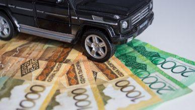 Каждый четвёртый автовладелец в РК не платит налог на транспорт