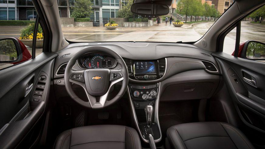 В Казахстане стартовала сборка обновлённого Chevrolet Tracker
