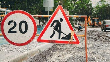 Какие улицы закрыты на ремонт в Алматы