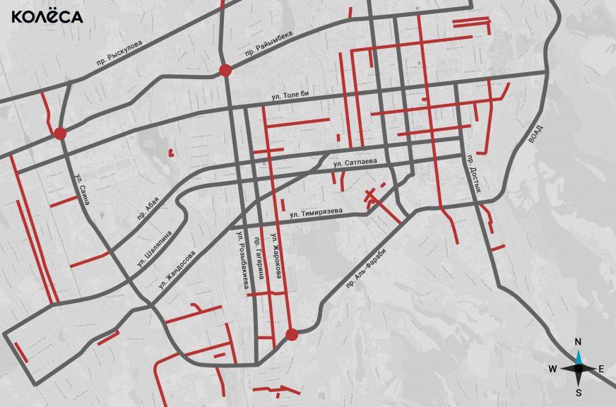 План ремонта дорог