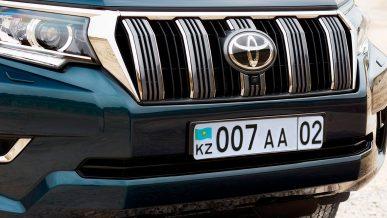 Чиновникам разрешат сохранять номера при смене автомобиля