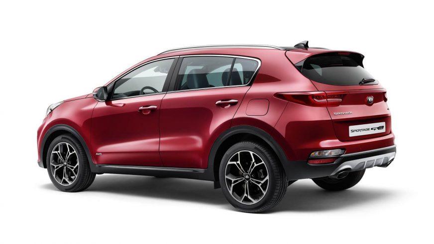 Обновлённый Kia Sportage представили официально