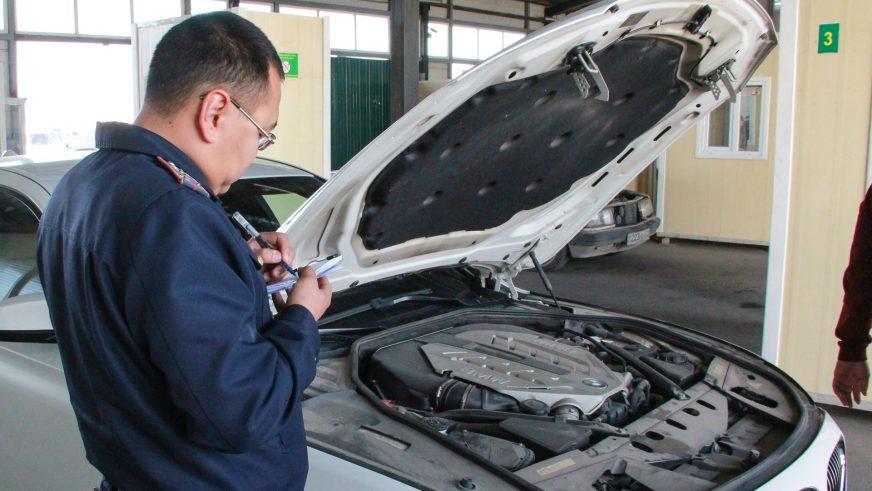 Сколько стоит переоформить машину в казахстане 2021