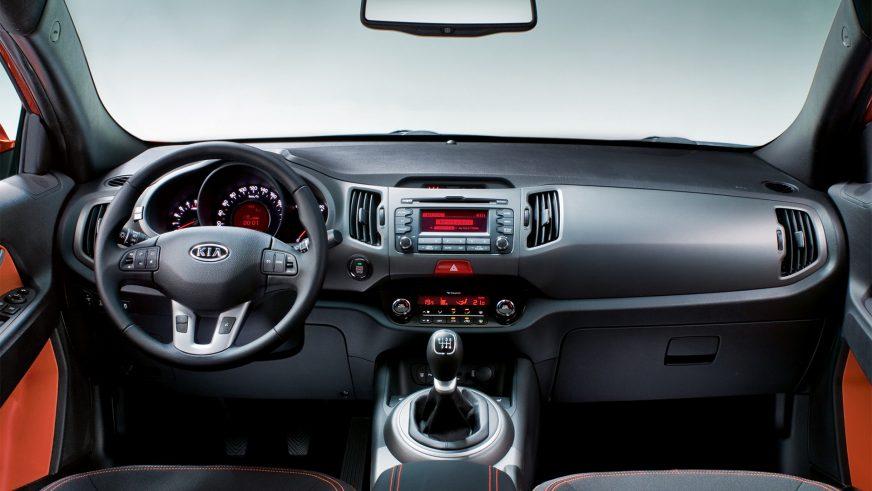2010-2014. Kia Sportage-дің үшінші буыны (SL)