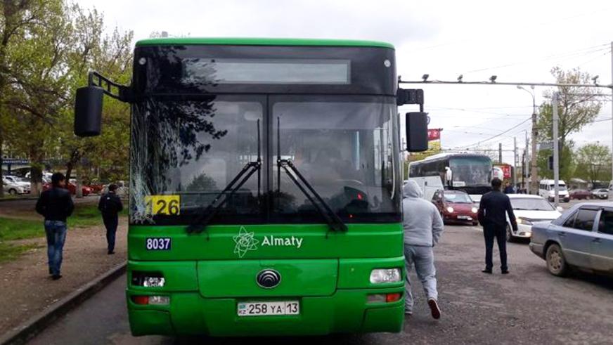 Водителю автобуса, сбившему пешехода, дали 1.5 года