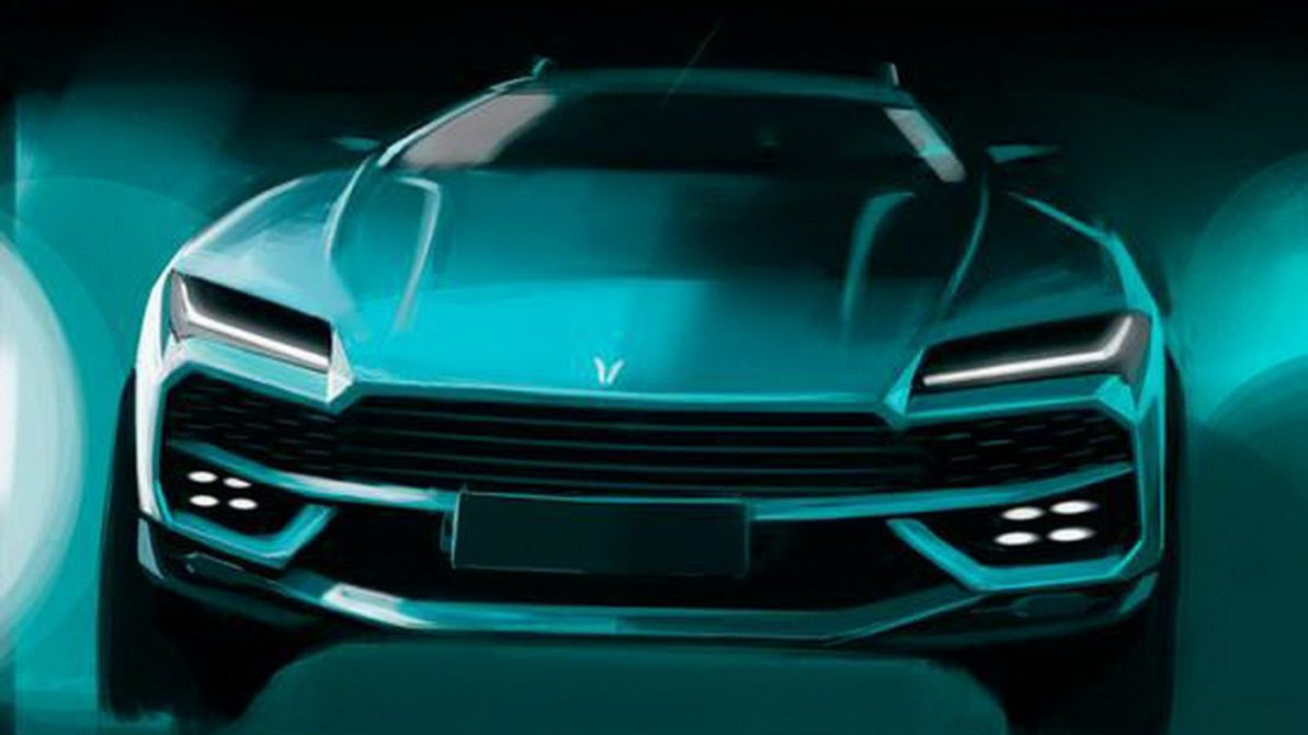В Китае готовят доступную копию Lamborghini Urus