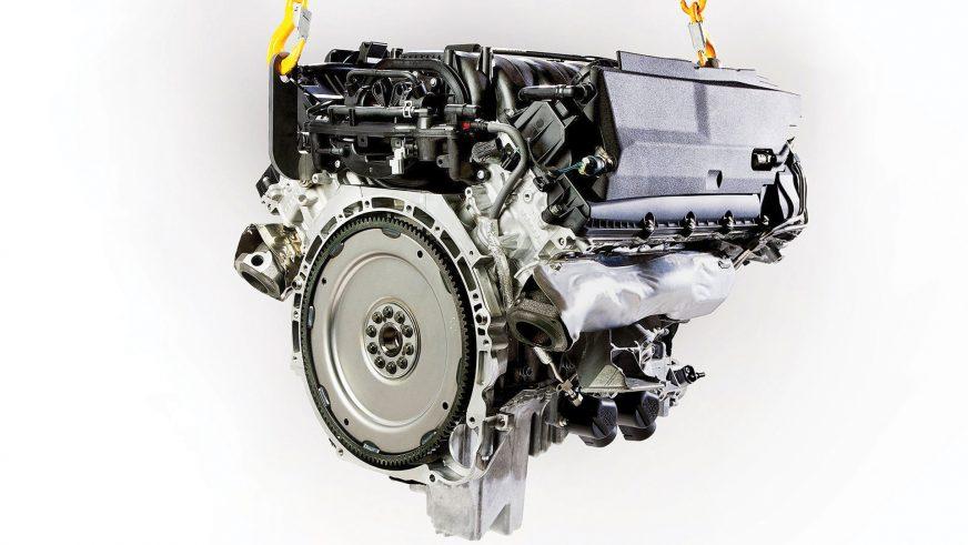 Land Rover Discovery 4 - 2011 - двигатель