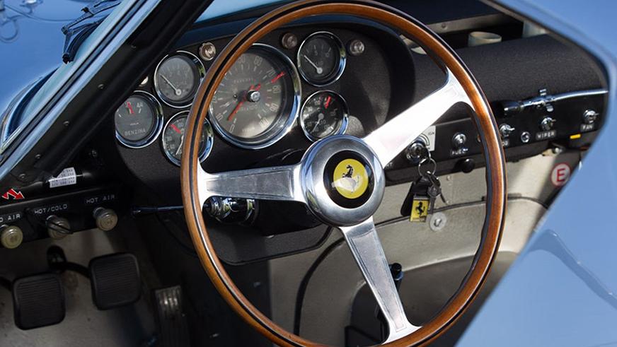 За классическую Ferrari заплатили 70 миллионов долларов