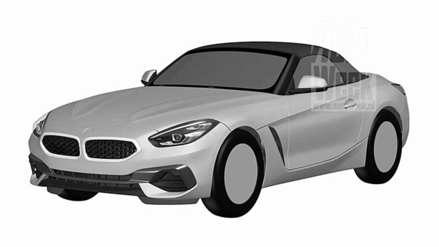 Раскрыт дизайн третьего поколения BMW Z4