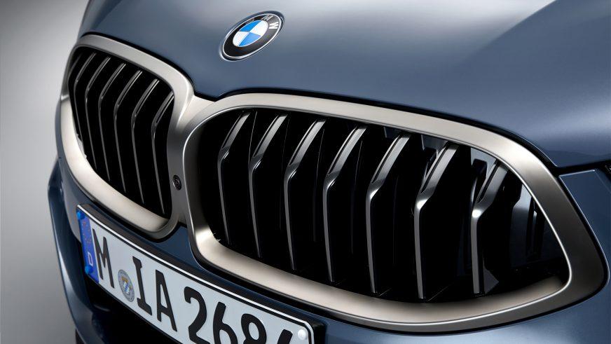 Восьмая серия BMW