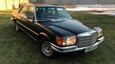 Mercedes-BenzW116 выставили напродажу за25млн тенге