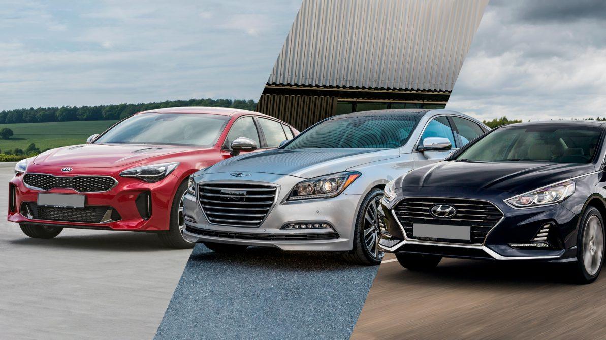 Корейские автомобили назвали самыми качественными