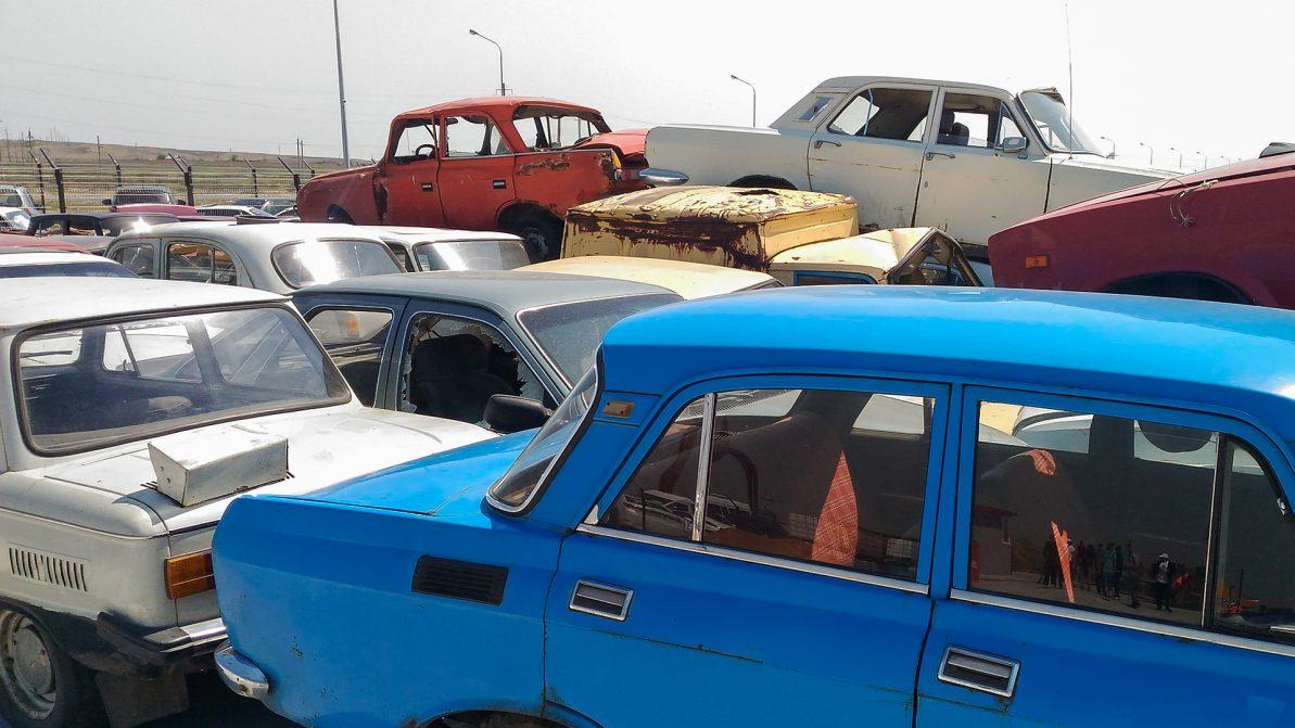 7.5 тысячи новых машин купили казахстанцы в обмен на автохлам